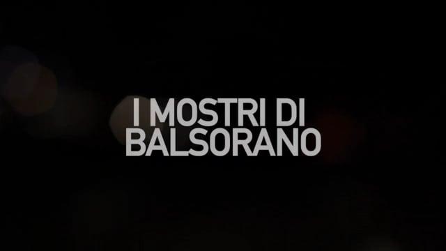 I mostri di Balsorano